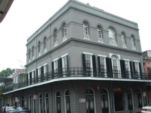 The Creepy LaLaurie Mansion
