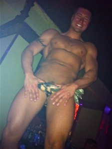 Our very own Magic Mike, the cutest stripper in Oz
