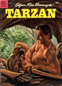 1. Tarzan