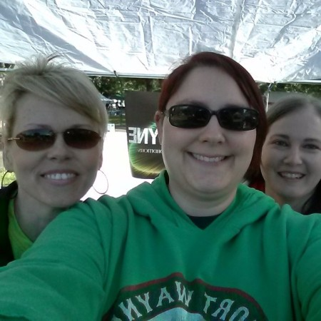 Pride Selfies: Me, Jambrea Jo Jones and Lynley Wayne