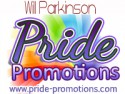 Brought to you by Pride Promotions