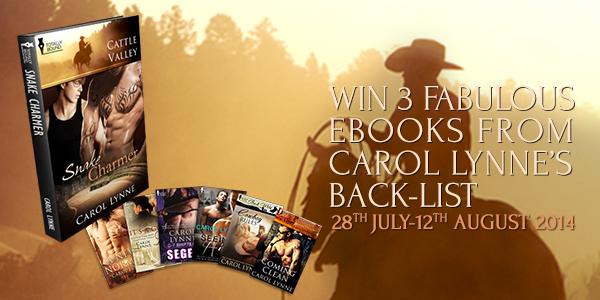 Carol Lynne_Snake Charmer_Book Tour_final