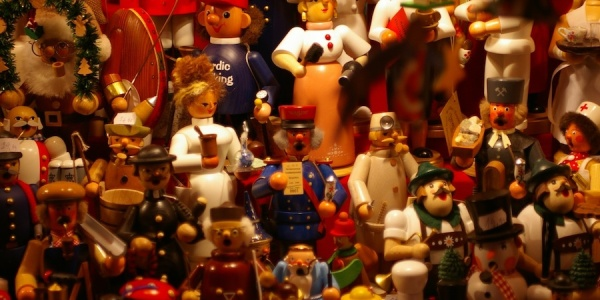 german christmas wooden toys