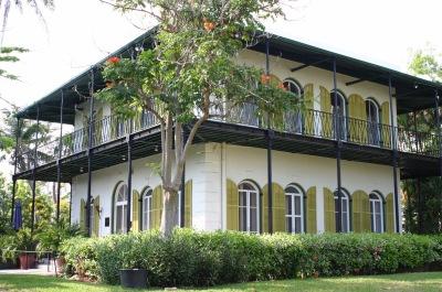 Hemingwayhouse via wikipedia