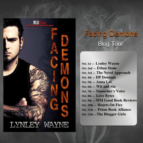 Facing Demons Blog Tour 3