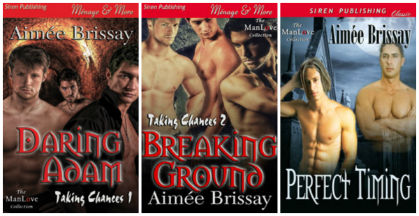 Aimee Brissay Backlist