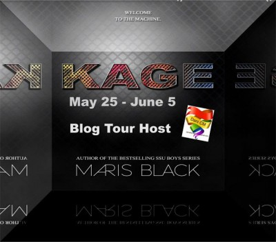 Maris Black Tour host banner