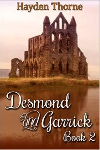 Desmond and Garrick Book Two