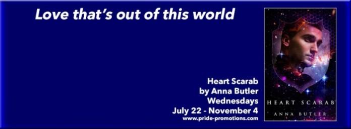 Heart Scarab Banner