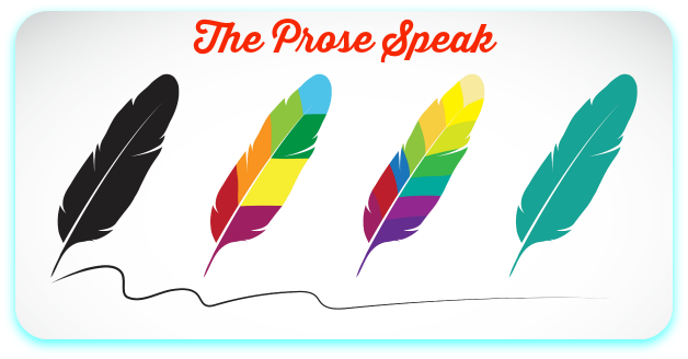 The Prose Speak Banner