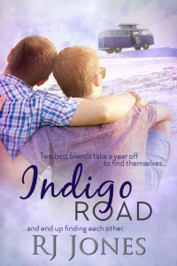 Indigo Road Cover