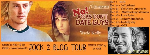JOCK 2 blog tour banner